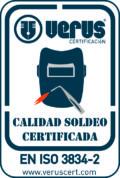 Certificación ISO 3834-2