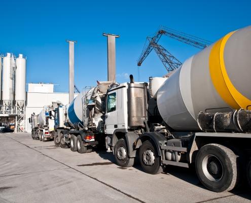 Certificación del control de producción de hormigones fabricados en central