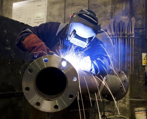ISO 3834 Requisitos de calidad para el soldeo por fusión